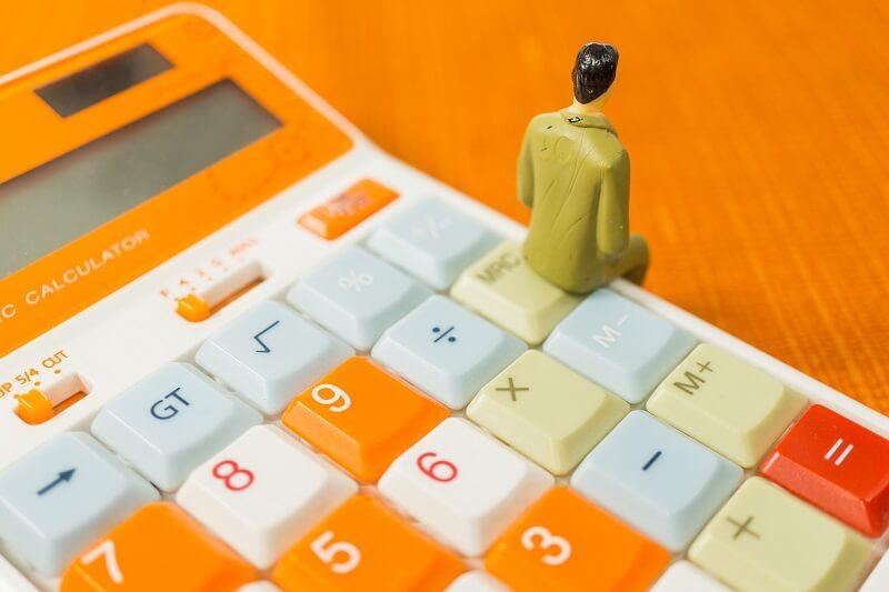 FP試験で使う電卓